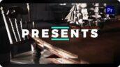 پروژه آماده پریمیر تیتراژ ریتمیک رزولوشن 4K با موزیک Rhythmic Opener For Premiere Pro