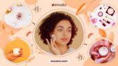 پروژه افتر افکت تبلیغات سالن زیبایی Beauty Salon and Cosmetics Slideshow