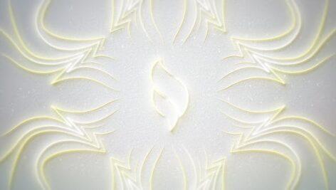 پروژه افتر افکت لوگو با موزیک 2021 افکت خطوط Clean Lines Logo