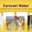 پروژه افتر افکت 2021 کروسل ساز فوق حرفه ای Carousel Maker
