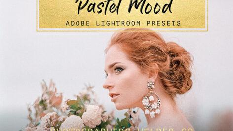 10 پریست لایت روم عروسی حرفه ای Pastel Mood LR Preset Pack