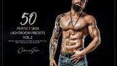 100 پریست لایت روم رنگی عکس ورزشی Perfect Skin Lightroom Presets - Vol. 2