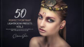 100 پریست لایت روم پرتره Perfect Portrait Lightroom Presets - Vol. 3