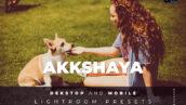 20 افکت رنگی لایت روم عکس فضای باز Akkshaya Lightroom Preset