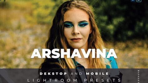 20 افکت رنگی لایت روم عکس فضای باز Arshavina Lightroom Preset