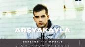 20 افکت رنگی لایت روم عکس فضای باز Arsyakayla Lightroom Preset