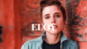 20 پریست افکت رنگی لایت روم پرتره Eloy Lightroom Presets