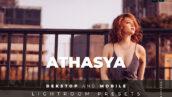20 پریست لایت روم حرفه ای ادیت عکس Athasya Lightroom Preset