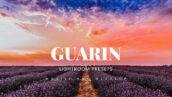 20 پریست لایت روم حرفه ای عکس طبیعت Guarin Lightroom Presets