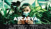 20 پریست لایت روم رنگی عکس پرتره Ascarya Lightroom Preset