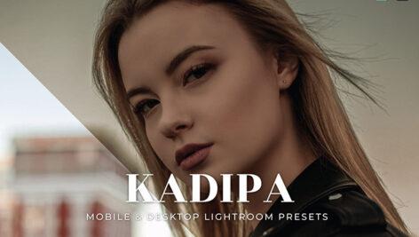 20 پریست لایت روم رنگی فشن حرفه ای Kadipa Lightroom Presets