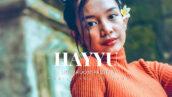 20 پریست لایت روم عکاسی حرفه ای Hayyu Lightroom Presets