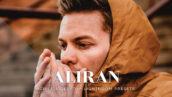 20 پریست لایت روم عکس پرتره حرفه ای Aliran Lightroom Presets
