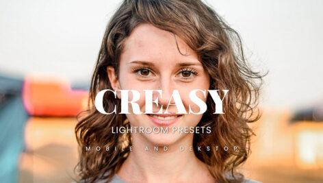 20 پریست لایت روم عکس پرتره فشن Creasy Lightroom Presets