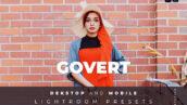 20 پریست لایت روم پرتره مدلینگ حرفه ای Govert Lightroom Preset