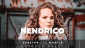 20 پریست لایت روم 2021 جدید Hendrico Lightroom Preset