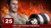 25 پریست لایت روم حرفه ای HDR ورزشی HDR Lightroom Presets