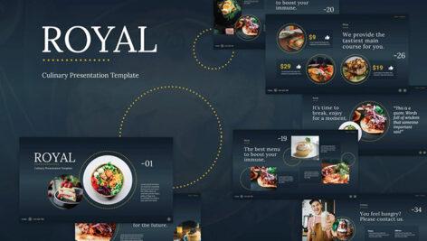 35 قالب پاورپوینت و گوگل اسلایدر تم معرفی رستوران Culinary Powerpoint Templates