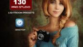 130 پریست لایت روم 2021 فوق حرفه ای Pro Studio Lightroom Presets Bundle