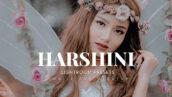 20 پریست لایت روم پرتره حرفه ای Harshini Lightroom Presets