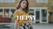 20 پریست لایت روم پرتره حرفه ای Hepsy Lightroom Presets