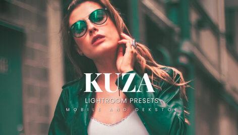 20 پریست لایت روم پرتره حرفه ای Kuza Lightroom Presets