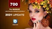 700 پریست لایت روم آپدیت 2021 حرفه ای The MASSIVE Lightroom Presets BUNDLE