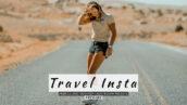 20 پریست لایت روم رنگی حرفه ای مسافرت و اینستاگرام Travel Insta Lightroom Presets