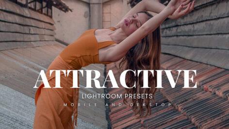 20 پریست لایت روم رنگی حرفه ای Attractive Lightroom Presets (1)