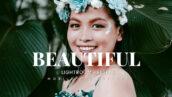 20 پریست لایت روم رنگی حرفه ای Beautiful Lightroom Presets