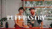 20 پریست لایت روم رنگی حرفه ای Puff Pastry Lightroom Presets