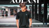 20 پریست لایت روم پرتره حرفه ای Aolani Lightroom Presets