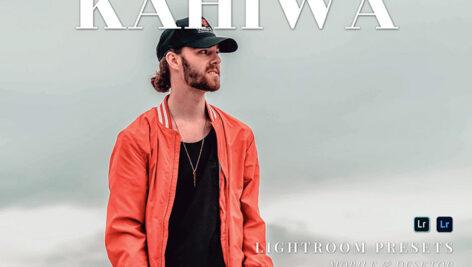 20 پریست لایت روم پرتره حرفه ای Kahiwa Lightroom Presets