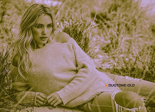 30 پریست لایت روم مات رنگی Matte Duotone Portrait Premium Lightroom Presets