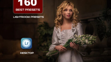 پکیج 160 پریست لایت روم حرفه ای عکاسان Best Lightroom Presets