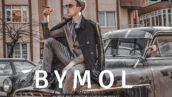 20 پریست لایت روم پرتره حرفه ای تم فشن مردانه Bymol Lightroom Presets