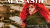 20 پریست لایت روم پرتره حرفه ای تم فشن Masashi Lightroom Presets