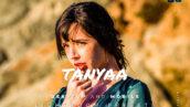 20 پریست لایت روم پرتره حرفه ای تم فشن Tanyaa Lightroom Preset