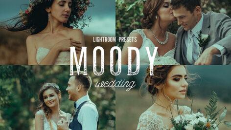 20 پریست لایت روم 2021 عروسی حرفه ای Moody Wedding Lightroom Presets