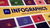 290 پروژه پریمیر 2021 اینفوگرافیک حرفه ای Infographics Premiere Pro