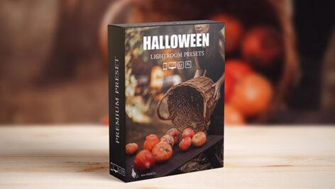 32 پریست لایت روم هالووین 2021 حرفه ای Halloween Fall Lightroom Presets